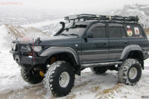 Лучшие внедорожники мира - Toyota-Land-Cruiser-80...jpg