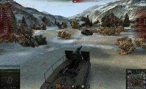 Закружил ИСУ152, которую добрала вражеская арта, уничтожил вражескую арту захватив их базу  - shot_001.jpg
