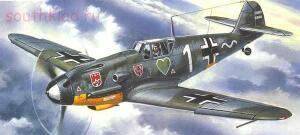 Оружие второй мировой - Messerschmitt Bf-109.jpg