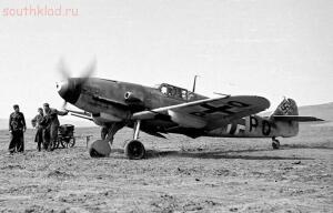 Оружие второй мировой - Messerschmitt Bf-109..jpg