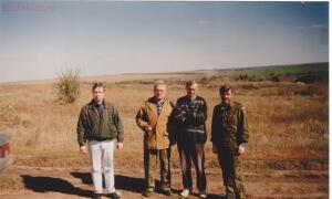 Пропавшие солдаты вермахта - 2001г. выезд с немцами Представители Германии.jpg