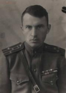 17 воздушная армия январь 1943г - Бузылев Серг Феклистович ком 745 бап.jpg