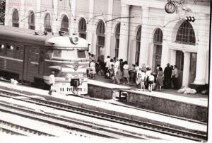 Старые фотографии поселок Глубокий - Станция Глубокая, вокзал.jpg