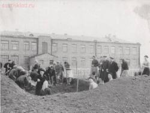 Старые фотографии поселок Глубокий - Глубокинская школа № 32 (старое здание) (2).jpg