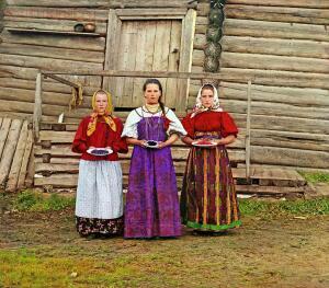 Фотографии русской деревни С.М. Прокудин-Горского 1909-1916 годов - 03954v.jpg