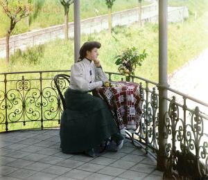 Фотографии русской деревни С.М. Прокудин-Горского 1909-1916 годов - 10194v.jpg