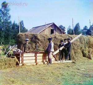 Фотографии русской деревни С.М. Прокудин-Горского 1909-1916 годов - 10278v.jpg