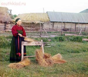 Фотографии русской деревни С.М. Прокудин-Горского 1909-1916 годов - 10587v.jpg