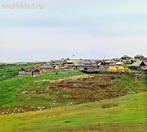 Фотографии русской деревни С.М. Прокудин-Горского 1909-1916 годов - 10643v.jpg