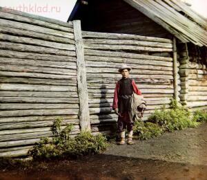 Фотографии русской деревни С.М. Прокудин-Горского 1909-1916 годов - 10660v.jpg