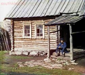 Фотографии русской деревни С.М. Прокудин-Горского 1909-1916 годов - 10661v.jpg
