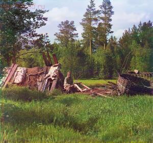 Фотографии русской деревни С.М. Прокудин-Горского 1909-1916 годов - 10791v.jpg