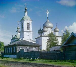 Фотографии русской деревни С.М. Прокудин-Горского 1909-1916 годов - 10991v.jpg