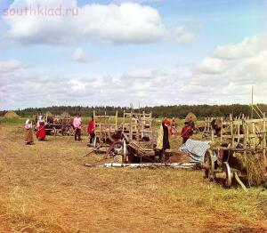 Фотографии русской деревни С.М. Прокудин-Горского 1909-1916 годов - 11007v.jpg