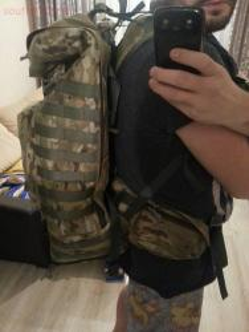Рюкзак для поисковиков Йети 85 - 20170114_165753.jpg