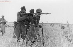 Пулеметы Второй мировой войны - machine-gun-squad-mg34.jpg