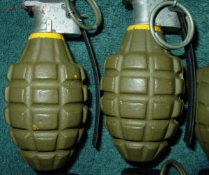 Небольшой обзор ручных гранат Второй мировой - 93819de49767c30e9764d4bd3ab48840.jpg