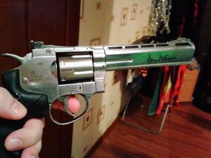 Продам пневматический револьверDan Wesson. - WP_002432-min.JPG