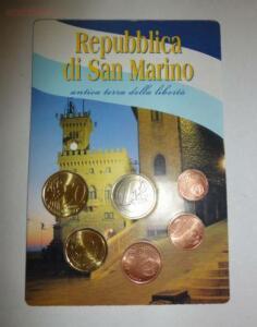 Набор Сан-Марино на оценку. - 1.JPG