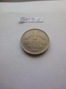 Погодовка ФРГ, 1 марка 1950-1994 гг. Разные дворы - 1963 р.JPG