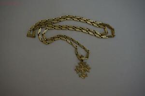 [Продам] Цепь золотая с крестом 55,23 гр. 750 пробы продам - 51065991.jpg