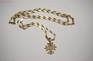 [Продам] Цепь золотая с крестом 55,23 гр. 750 пробы продам - 51065996.jpg