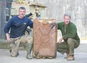 Британец нашел в советском T-54 золотые слитки на 2,5 миллиона долларов - 149176113211334399.jpg