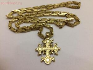 [Продам] Цепь золотая с крестом 55,23 гр. 750 пробы продам - IMG-20170411-WA0014.jpg