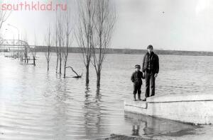 Разлив реки Северский Донец - Набережная, весна 1987 г..jpg
