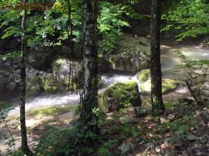 Тропами к Ванне Молодости ... или по Большому каньону Крыма - DSCF2063.jpg