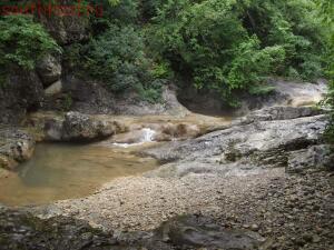 Тропами к Ванне Молодости ... или по Большому каньону Крыма - DSCF2129.jpg