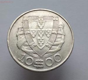 Португалия 10 эскудо 1940 год - IMG_20171020_122742.jpg