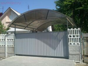 Заборы, навесы, строительные бытовки и многое др. - 514536108.jpg