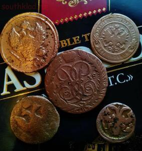 Кто и как патинирует монеты - KIMG0689.jpg