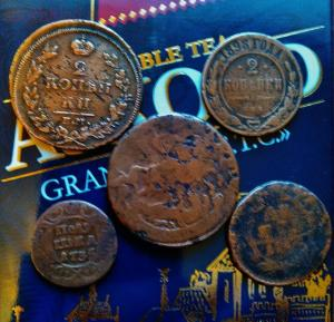 Кто и как патинирует монеты - KIMG0698.jpg