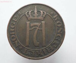 Норвегия 5 эре 1908 г. до 17.11 до 20-00 - SAM_0654.JPG