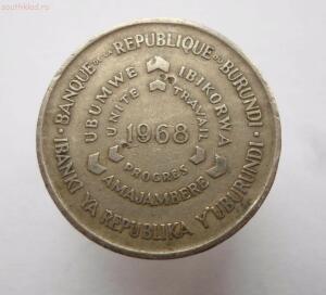 Бурунди 10 франков 1968 год. ФАО до 17.11 до 20-00 - SAM_0662.JPG