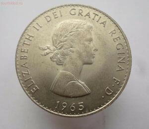 Великобритания 1 крона 1965 год. Черчилль до 17.11 до 20-00 - SAM_0664.JPG