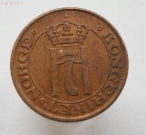 Норвегия 1 эре 1914 года до 17.11 до 20-00 - SAM_0670.JPG