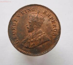 Индия Британская 1 12 анна 1921 года до 17.11 до 20-00 - SAM_0676.JPG