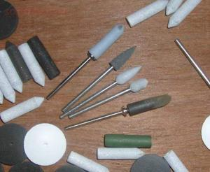 Консервация серебра. Часть II. Расчистка - gummi.jpg