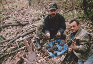 Фото прошлых лет- Немецкий лес в начале 90-х годов - лес.jpg