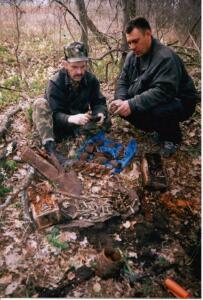 Фото прошлых лет- Немецкий лес в начале 90-х годов - немецкий лес.jpg
