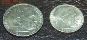 5 марок 1938 года Германия - Изображение 042.jpg