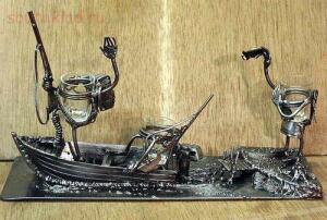 Поделки из того что попадается на копе - esculturas-vidrio-05.jpg