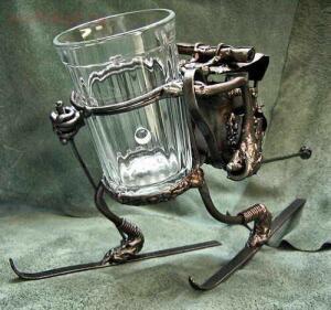 Поделки из того что попадается на копе - esculturas-vidrio-09.jpg
