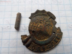 Знак ОДВФ СКК с родной закруткой - SAM_5908.JPG