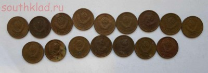 Лот монет 1 копейка 1961-1976 гг - SAM_0306.JPG