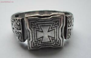 [Предложите] Серебряный перстень мальтийский крест - SAM_0851.JPG