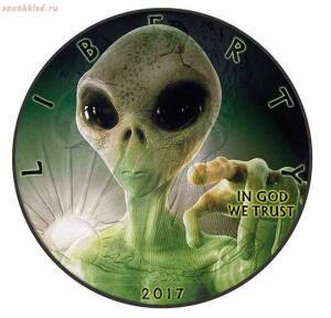 Инопланетяне на монетах - Пришельцы в нумизматике_05.jpg